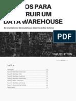 7 Passos para construir um Data Warehouse
