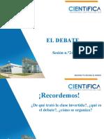 sesión n._ 24 EL DEBATE.ppt