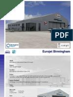 MRO Facilities Eurojet Hangar