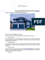 Benefits of Custom Houses.docx