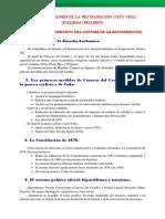 EL RÉGIMEN DE LA RESTAURACIÓN.pdf