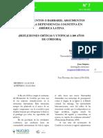 Conocimientos o barbarie, argumentos contra la dependencia cognitiva en América Latina.pdf