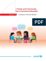 Family in Inclusive Education-2