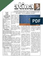 Datina - 29.07.2020 - prima pagină