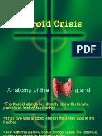 Thyroid Crisis.ppt