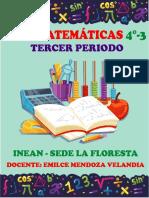 Matematica cuarto 3