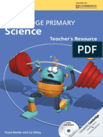 Cambridge Primary Science Teacher's Resource Book 6 with CD-ROM, Fiona Baxter and Liz Dilley, Cambridge University Press_public