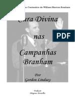 Cura Divina nas Campanhas Branham - Webnode