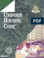 1997 Uniform Housing Code.pdf