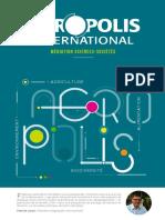 Plaquette Agropolis International 2020