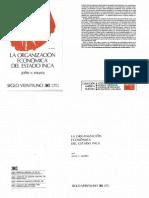 Murra John - La Organizacion Economica Del Estado Inca