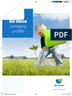 De Heus Company Profile