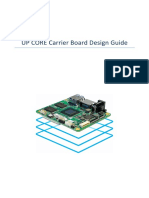 UP CORE_Carrier Board_Design Guide_20171116_A01-2