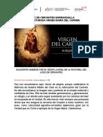 Bienaventurada Virgen María del Carmen.docx