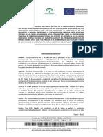 RESOLUCION SEGUNDO LLAMAMIENTO SUPLENTES