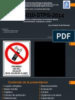 NOM-010-STPS-2014