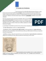 FCT ees9 modelo aristotélico