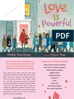 Love is Powerful by Heather Dean Brewer and LeUyen Pham Press Kit
