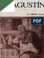 San Agustin - Jose Oroz Reta
