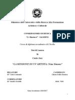 TESI TRIENNIO - Chiara Della Monica (Canto Jazz) Nina Simone.pdf