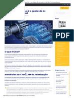 Software CAM_ o que é e quais são os benefícios CAD_CAM - ProConcept Sistemas