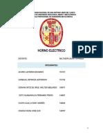 HORNO ELECTRICO.
