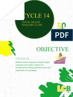 CYCLE 14