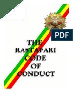 THE RASTAFARI CODE OF CONDUCT