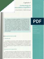 Cap 7 y 9 Farmacología Para Fisioterapeutas