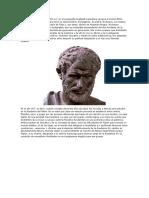 Aristóteles nació en el año 384 a.docx