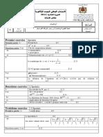 examen-national-mathematiques-sciences-maths-2011-normale-corrige