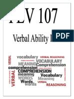 Pev107 Workbook 2020