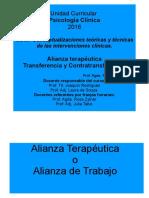 Alianza terapéutica, transferencia y contratransferencia 2016 (1) (5 files merged)