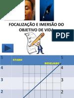 FOCALIZAÇÃO E IMERSÃO DO OBJETIVO DE VIDA
