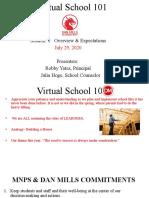 virtual school 101