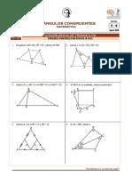 Congruencia de Triángulos. 3° Pág. 1,2, 3