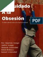 Del Autocuidado a la obsesió