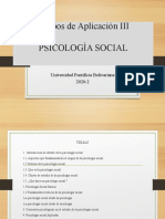 PSICOLOGÍA SOCIAL  2020-2    1 y 2 unidades..ppt