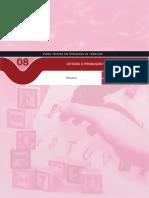 Leitura e Produção de Textos - tipos de resumo