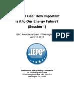 IEPC 2010 Session 1