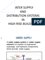 Water Supply for High Rise Bldgs-converted