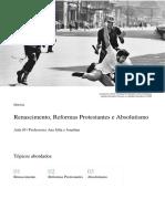 História 05 - Renascimento, Reformas Protestantes e Absolutismo (3).pdf