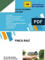 FINCA RAÍZ EN COLOMBIA Y SUS INDICADORES (1) (1) (1).pptx