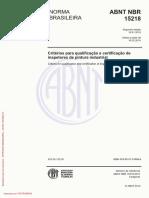 NBR15218 (n-2004)