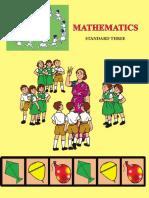 3 Class Maths CBSE