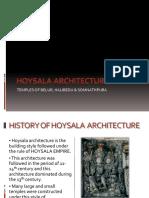 HOYSALA  ARCHITECTURE.pdf