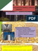 almacenamiento de granos