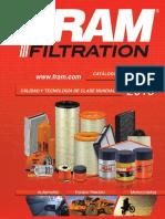 Catálogo filtros FRAM Mexico 2016 Autos y Camionetas (optimizado)