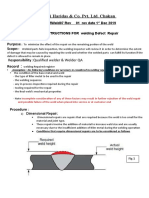 WIWeld21  Welding Defect Repair Rev 00