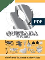 Catalogo QUEZADA  2015-2016 (140 pag)